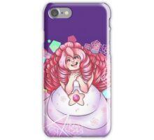 Galactic Rose #1 iPhone Case/Skin