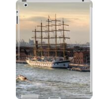 When 4 masts are just not enough iPad Case/Skin
