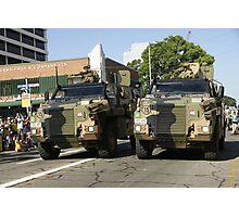 Bushmaster Infantry Mobility Vehicle, Australia Photographic Print