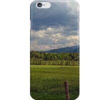Cades Cove, Tennessee , USA iPhone Case/Skin