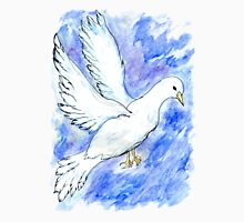 Dove Sketch 3 Unisex T-Shirt