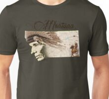 Montana Native American Unisex T-Shirt