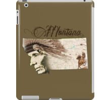 Montana Native American iPad Case/Skin