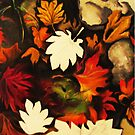 Autumn in Water II by Barbora  Urbankova