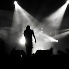 Brent Smith of Shinedown. by kevinw