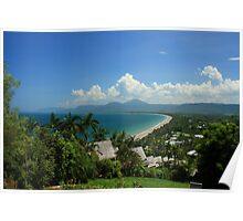 Four Mile Beach, Port Douglas Poster