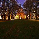 Melbourne Exhibition Building by Nicoletté Thain Photography