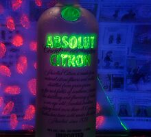 ABSOLUT CITRON by kinnari gaikwad