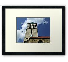 St. Martini Framed Print