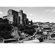 This is Siena Photographic Print