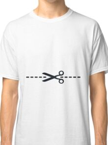 Less Is More (Sexy / Black) Classic T-Shirt