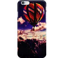 Balloon Journey Fine Art Print iPhone Case/Skin