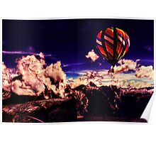 Balloon Journey Fine Art Print Poster