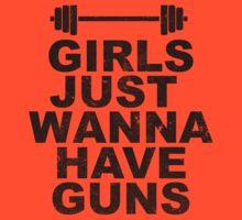 GIRLS JUST WANNA HAVE GUNS by SOVART69