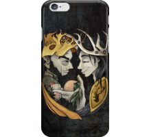 King's Peach iPhone Case/Skin