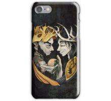 King's Peach iPhone Case/Skin
