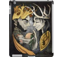 King's Peach iPad Case/Skin