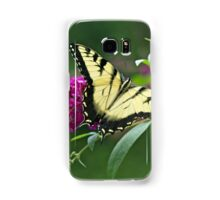 Tiger Swallowtail Butterfly - Papilio glaucus Samsung Galaxy Case/Skin