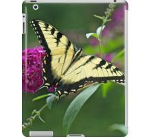 Tiger Swallowtail Butterfly - Papilio glaucus iPad Case/Skin