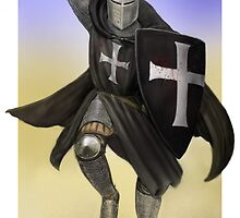 Hospitaller Charging by dashinvaine
