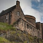 An Englishman's Home Is Their Castle by Graham Ettridge