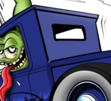Hot Rod Truck Sticker