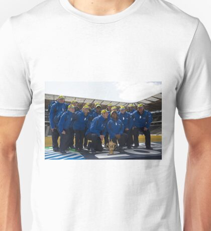 Rugby World Cup 2015  The pack Unisex T-Shirt