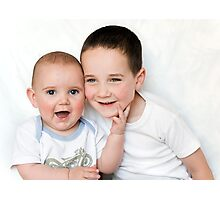 Natural Born Models Photographic Print