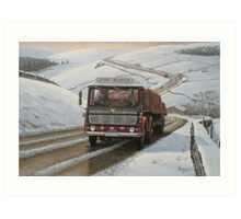 AEC Mandantor on Shap Art Print