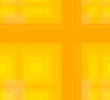 Spring-Summer Colour Plaid (Yellow-Orange) by FireFairy