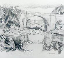 The Devil's Bridge by Richard Sunderland