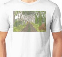 The Dark Hedges Unisex T-Shirt