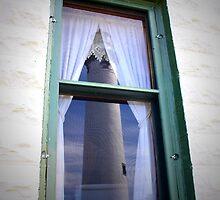 Light In The Window by David Piszczek