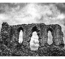 Freaky Castle Photographic Print