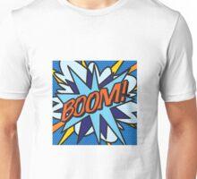 Comic Book BOOM! Unisex T-Shirt