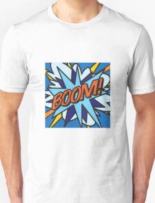 Comic Book BOOM! T-Shirt