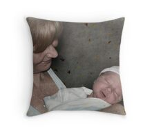 Grandson Throw Pillow