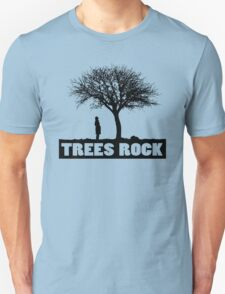 Trees rock T-Shirt