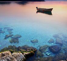 Dawn in Sobra by Lidija Lolic