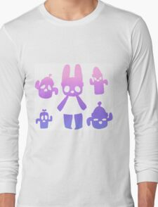 animal crossing coco with gyroids Long Sleeve T-Shirt