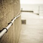 Sea Wall Railing by AriseShine