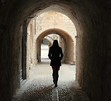 A Stroll Through Dubrovnik by pangea