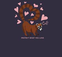 Love Coati - Protect What You Love Unisex T-Shirt