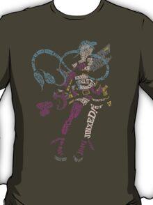 Jinx Typography T-Shirt