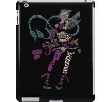 Jinx Typography iPad Case/Skin