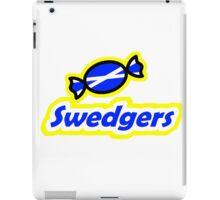 SWEDGERS iPad Case/Skin