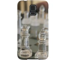 Chess board Samsung Galaxy Case/Skin