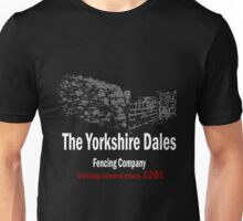 Yorkshire Dales Fencing Company v1 Unisex T-Shirt