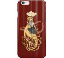 Luna Lovegood: Madness is Golden iPhone Case/Skin