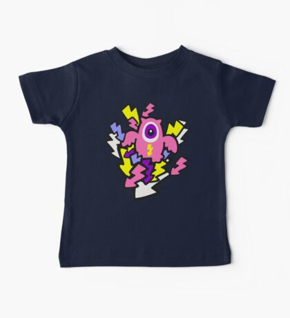 Cute Mechanical Owls Baby Tee